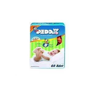 Bebek Bezi Pedo Maxi No: 4 60lı