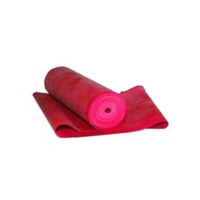 Pilates Bandı Ciber Sport 45mx13cm Kırmızı Düşük Sertlik