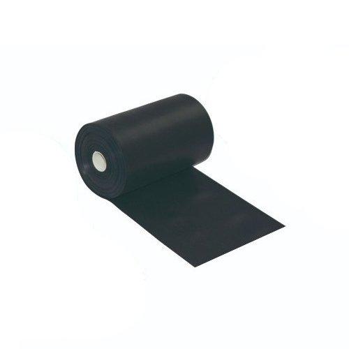 45mx15cm Pilates Bandı Greenlife F25045 0.35mm XHeavy Siyah