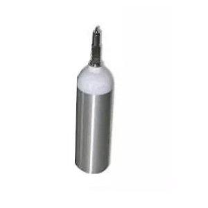1 Litre Pin Index Alüminyum Oksijen Tüpü Sesan OT-001
