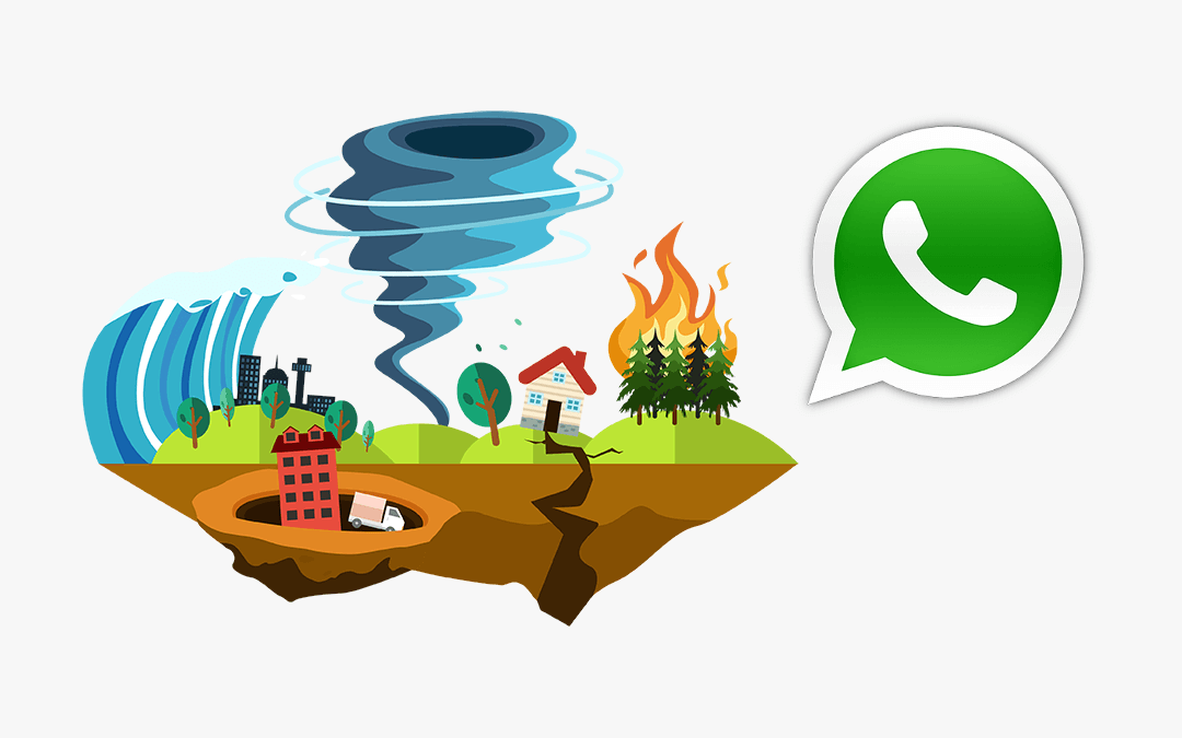 Salgın Afet Haberleşme Whatsapp Grubu Kuruldu