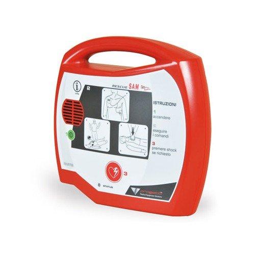 AED Defibrilatör Progetti Rescue SAM