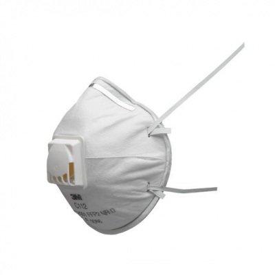 Ventilli Partikül Solunum Maskesi 3M C112 FFP2