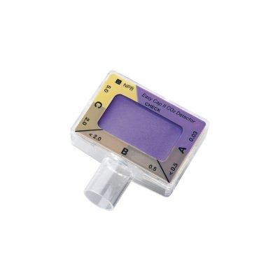 Yetişkin Kolorimetrik CO2 Dedektörü Nellcor EASYCAP II