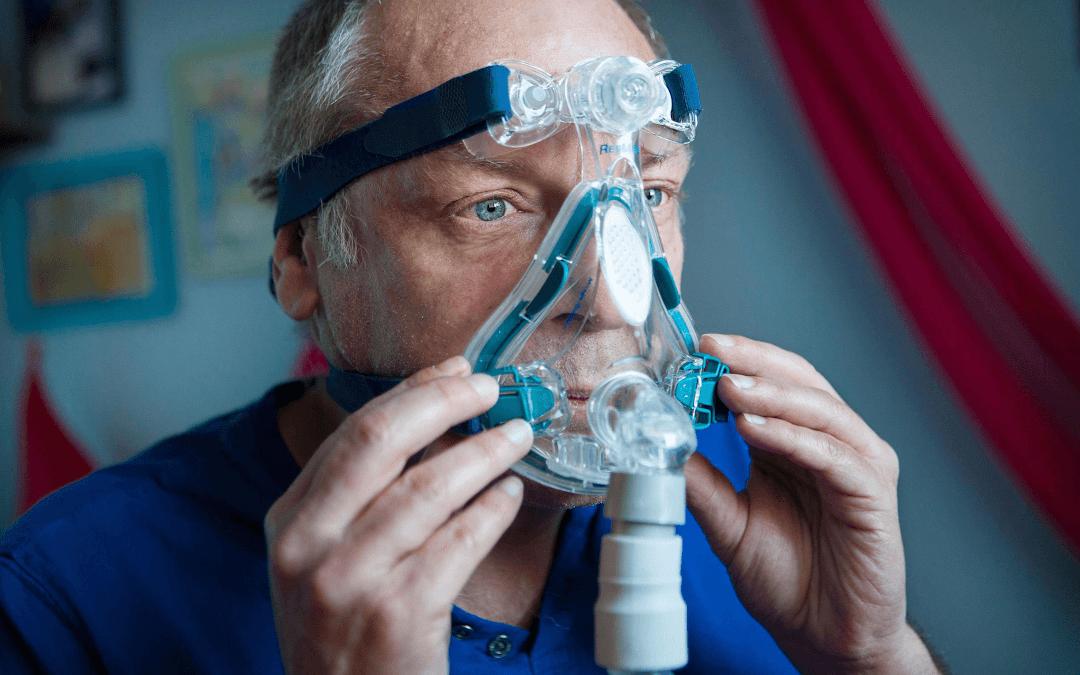 CPAP-BPAP Maskeleri Nasıl Temizlenir?