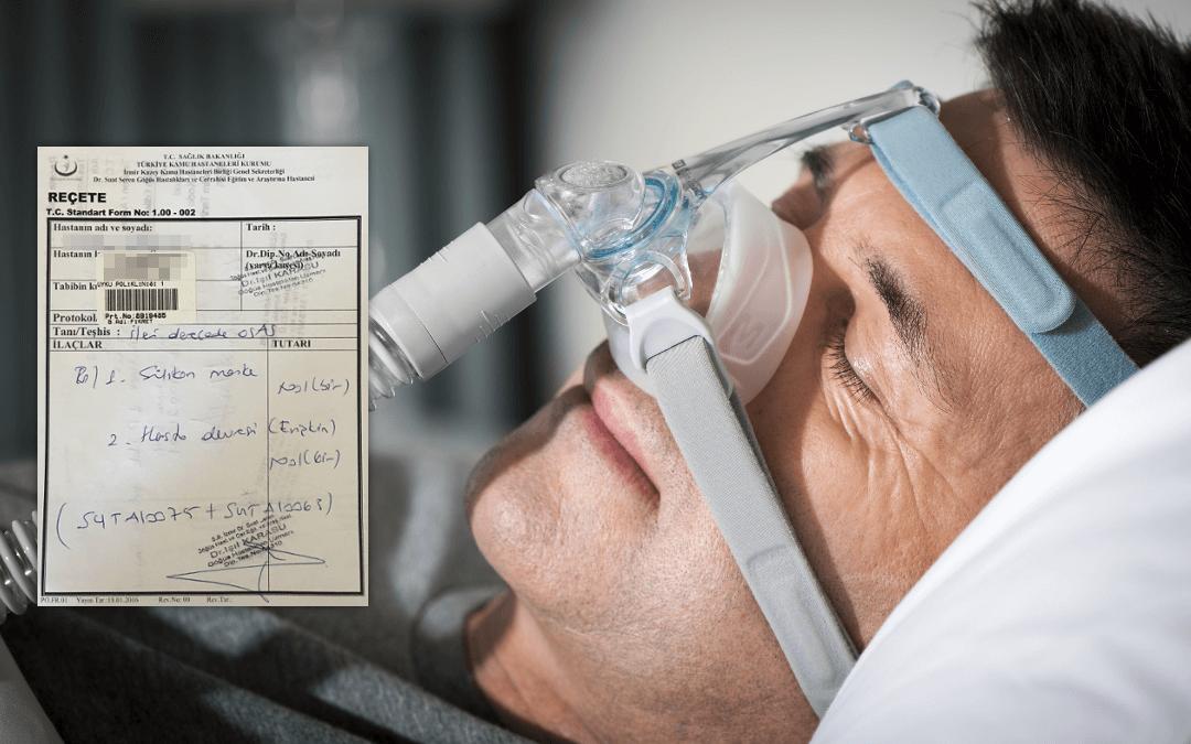 SGK CPAP-BPAP Maskeleri İçin Ödeme Yapar Mı?