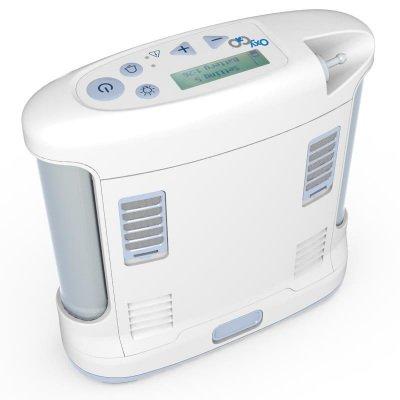 2.2kg Taşınabilir Oksijen Konsantratörü Oxygo 10-300