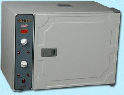 40 Litre Kuru Hava Sterilizatörü Goldterm F-40