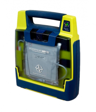AED Defibrilatör Cardiac Science Powerheart AED G3