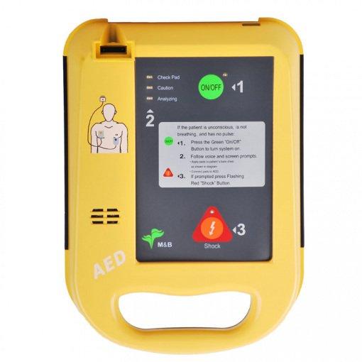 AED Defibrilatör M&B AED 7000
