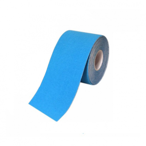 Ağrı Tedavi Bandı (Kinezyo Bant) VZN 5cmx5m Mavi
