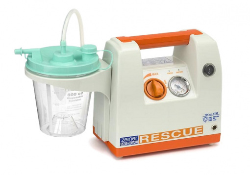 Cerrahi Aspiratör Zeiner Rescue