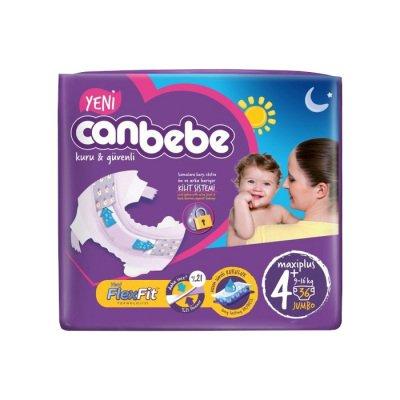 Bebek Bezi Canbebe Maxiplus Jumbo No: 4+ 36lı