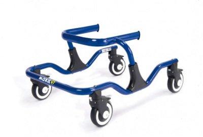 Çocuk Tekerlekli Walker (Yürüteç) Moxie GT1000-2GB Small Mavi