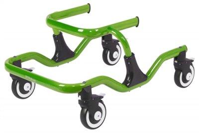 Çocuk Tekerlekli Walker (Yürüteç) Moxie GT1000-2GG Small Yeşil