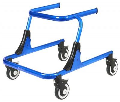 Çocuk Tekerlekli Walker (Yürüteç) Moxie GT2000-2GB Medium Mavi