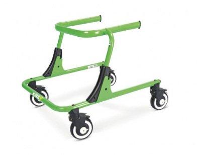 Çocuk Tekerlekli Walker (Yürüteç) Moxie GT2000-2GG Medium Yeşil