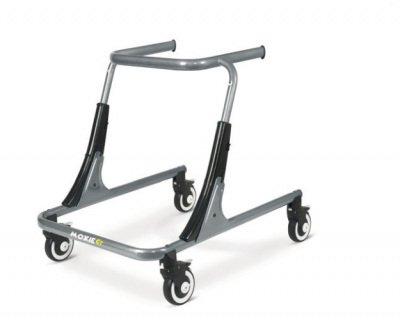 Çocuk Tekerlekli Walker (Yürüteç) Moxie GT3000-2GGY Large Gri
