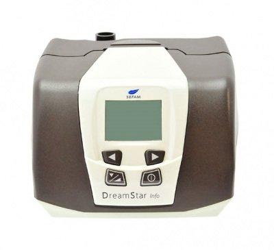 CPAP Cihazı Healthcair Dreamstar Info