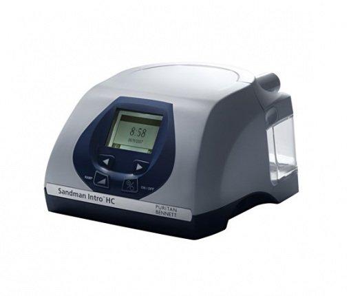 CPAP Cihazı Healthcair Sandman Intro