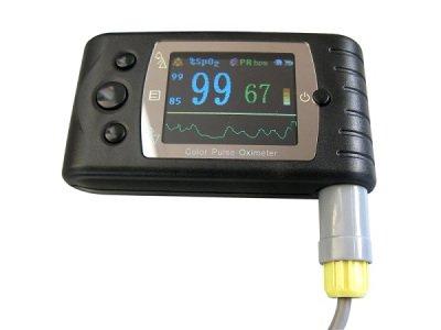 El Tipi Pulse Oksimetre Contec CMS-60C