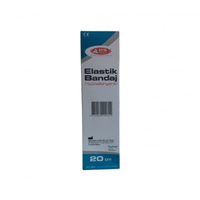 Elastik Bandaj DS Sağlık EBK07 20x150cm