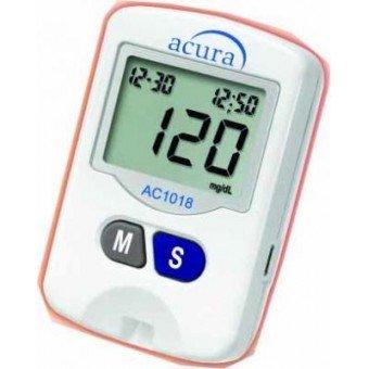 Kan Şekeri (Glikoz) Ölçer Acura AC-1018