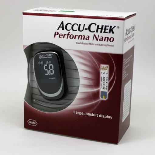 Kan Şekeri (Glikoz) Ölçer Roche Accu-Chek Performa Nano