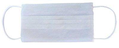 Yetişkin Cerrahi Maske Beybi 24.06501 Beyaz 2 Katlı 50li