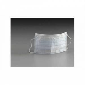 Lastikli (Cerrahi) Maske Nimo Beyaz 3 Katlı 50li