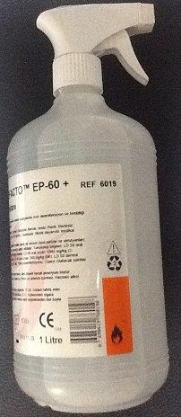 Sıvı Dezenfektan GBL Surfacto EP-60+ 6019 1 Litre