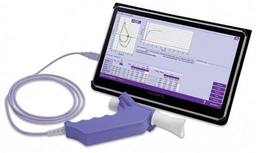 Spirometre NDD Easy on-PC