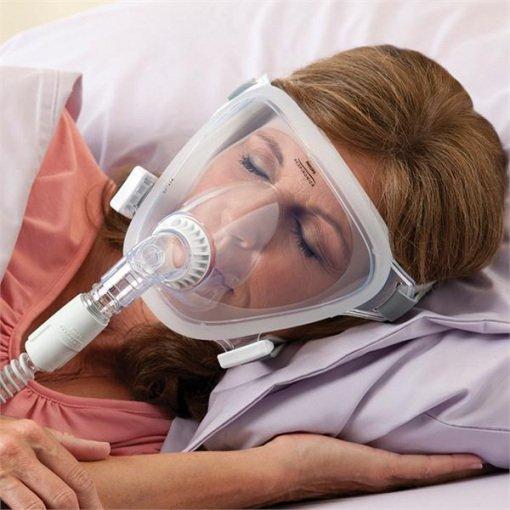 Tüm Yüz Maskesi Philips Respironics FitLife 1060803 Small