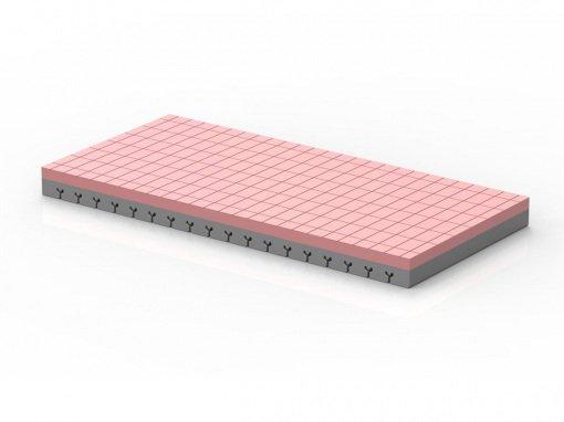 1 Parçalı Visco Hasta Yatağı Maxicare MC-8700
