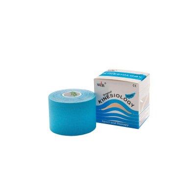 Ağrı Tedavi Bandı (Kinezyo Bant) Nasara 5cmx5m Mavi