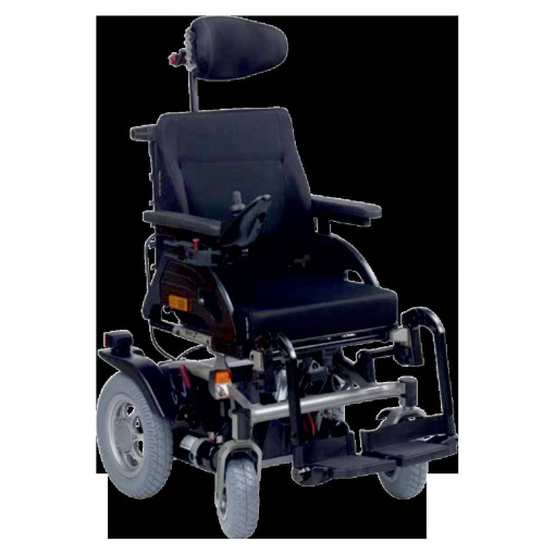 Akülü Tekerlekli Sandalye Netti Mobile