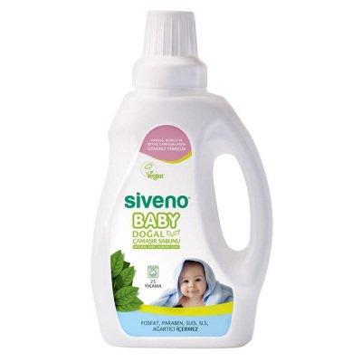 Doğal Çamaşır Sabunu Siveno Baby 750ml