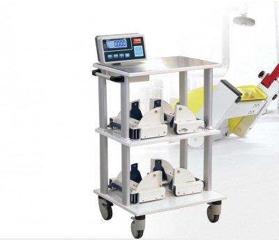 Elektronik Hasta Yatak Tartısı TEM 300kg
