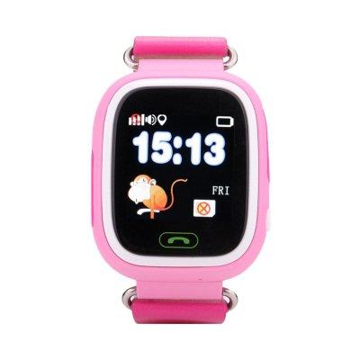 GPS Özellikli Çocuk Saati Bilicra BLC101 Pembe