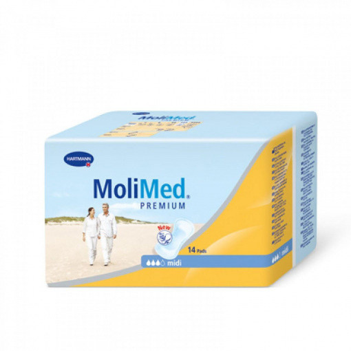 Mesane Pedi Molimed Premium Midi 14lü
