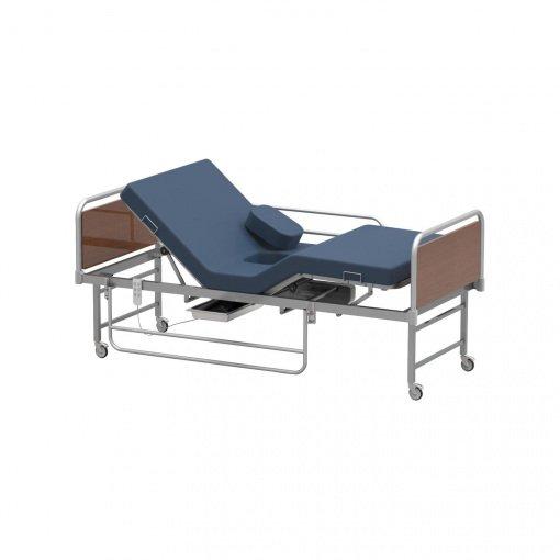 Lazımlıklı 2 Motorlu Hasta Karyolası Ecobed WC MC-2200