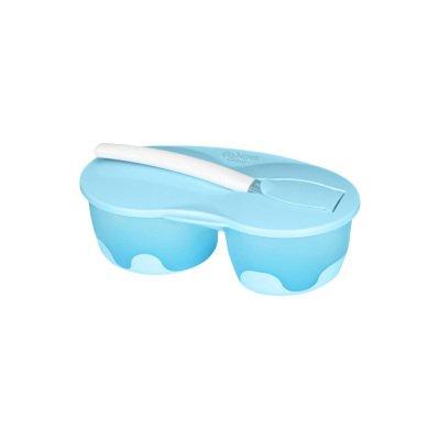 Mama Kabı Seti Wee Baby 886 Mavi