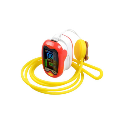 Parmak Tipi Pulse Oksimetre G-Life K1 Kırmızı