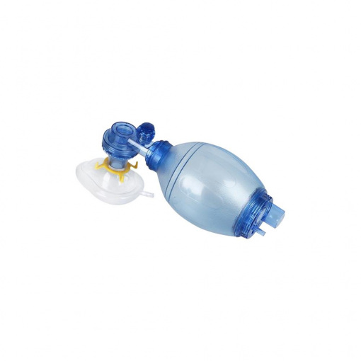 PVC Resusitatör (Ambu) Seti Plusmed PM-1225-1 Pediyatrik