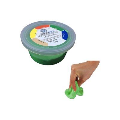 Sert Egzersiz Hamuru Theraflex Yeşil 85gr