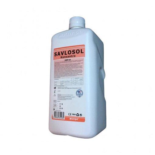 Sıvı Dezenfektan Kimpa Savlosol Konsantre 1 Litre