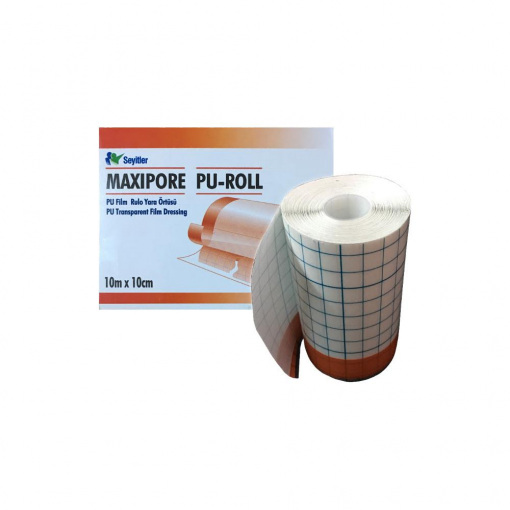 Su Geçirmez Banyo Bandı Seyitler Maxipore Pu-Roll S540 10mx10cm