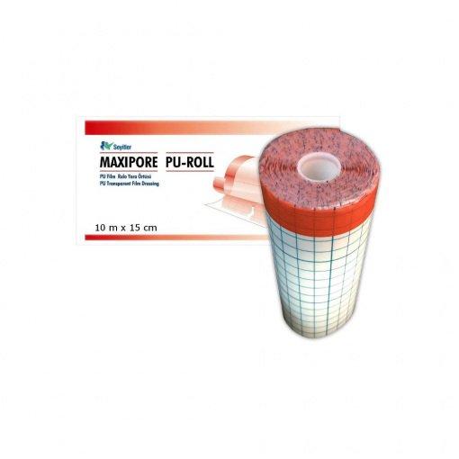 Su Geçirmez Banyo Bandı Seyitler Maxipore Pu-Roll S545 10mx15cm