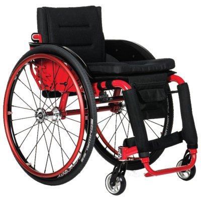 Sporcu Tekerlekli Sandalye MDH Tornado