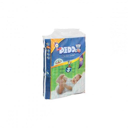 Bebek Bezi Pedo Classic Maxi Plus 55038 Jumbo No: 4+ 50li
